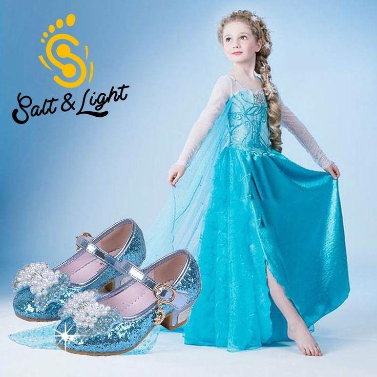 2016 новые девушки мода обувь с жемчугом Корейская принцесса девушки партия высокое качество сандалии детские туфли на Высоком каблуке #women, #men, #hats, #watches, #belts