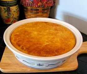 Rita's Recipes: Corn Souffle Casserole