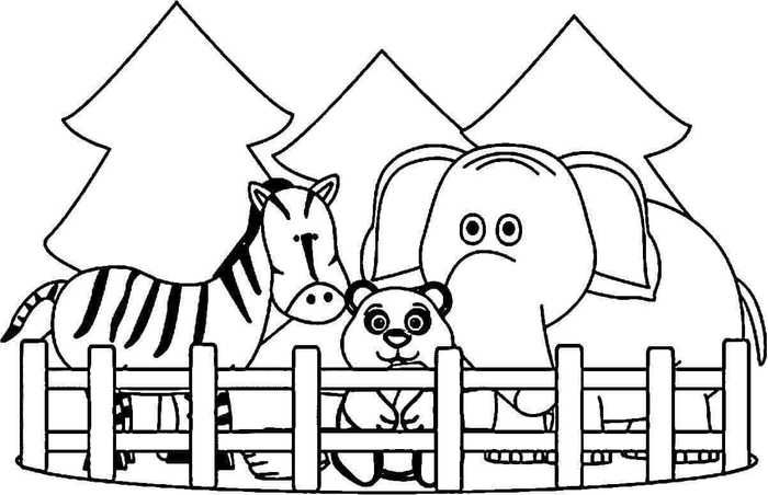 Free Zoo Coloring Pages Printable Free Coloring Sheets Zoo Coloring Pages Zoo Animal Coloring Pages Animal Coloring Books