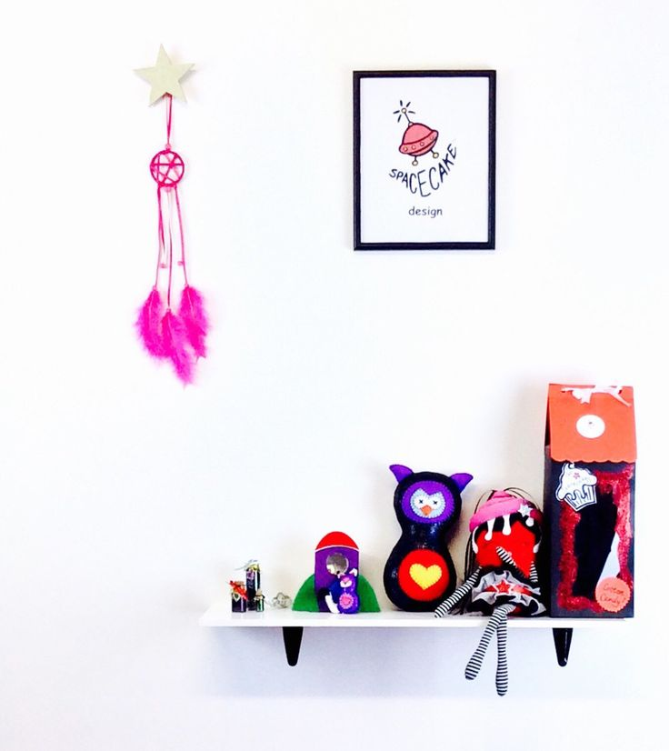 A personal favourite from my Etsy shop https://www.etsy.com/au/listing/473118421/dream-catchercolourful-rainbow-wall