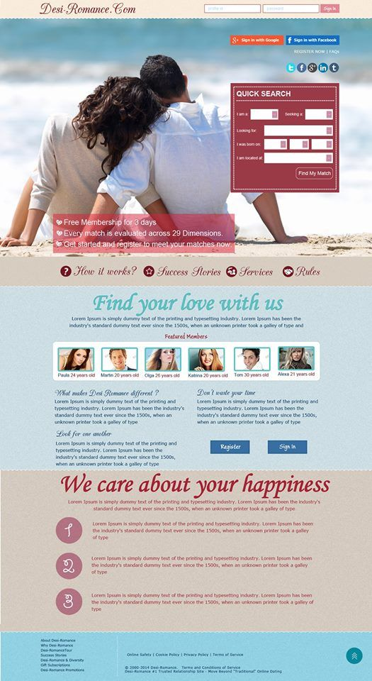 The best online dating site in india