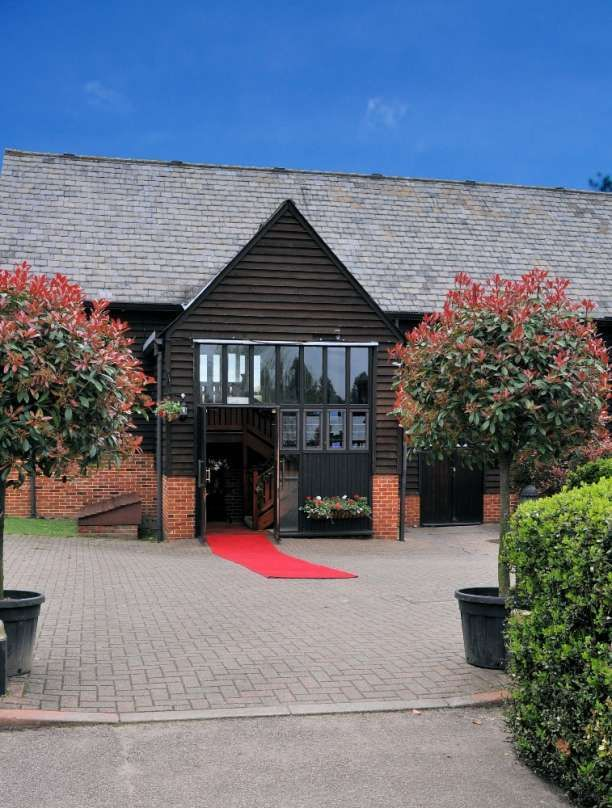 intimate wedding venues south england%0A Essendon Country Club wedding venue in Hatfield  Hertfordshire  Situated in  over     acres of