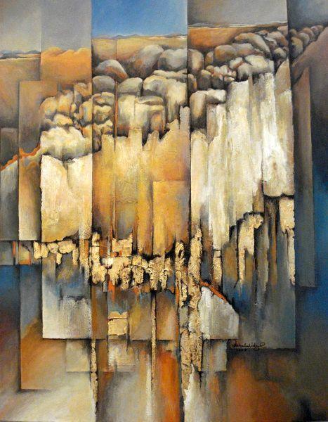 Peter WOOLDRIDGE - Landscape III