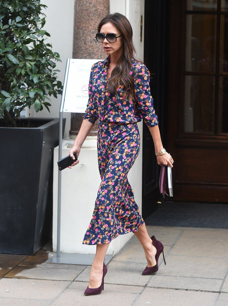 Victoria Beckham's Modest Matching Set Is the Look You'll Want to Wear All of 2016