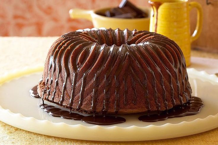 Homemade Updated Tunnel of Fudge Cake is Fabulous and Delicious
