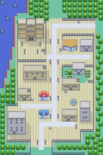 Pokémon Ruby and Sapphire/Rustboro City — StrategyWiki, the video game walkthrough and strategy guide wiki
