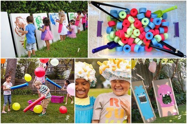 Jeux Fete D Anniversaire 7 Ans New Idees D Activites Pour Les 2 5 Ans Jeux Anniversaire Jeu Anniversaire Enfant Activite Anniversaire Enfant