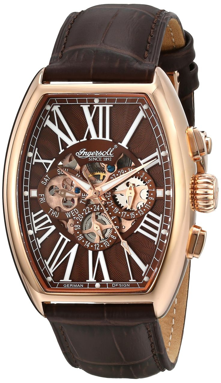 ingersoll men Ingersoll houston angebot: 455 € ingersoll men's i05001 the scovill radiolite automatic watch, referenznummer i05001 stahl automatik zustand 0 (ungetragen) jahr swiss&european warehouse.