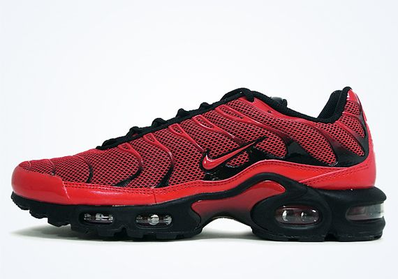 "Nike Air Max Plus ""Diablo Red"""
