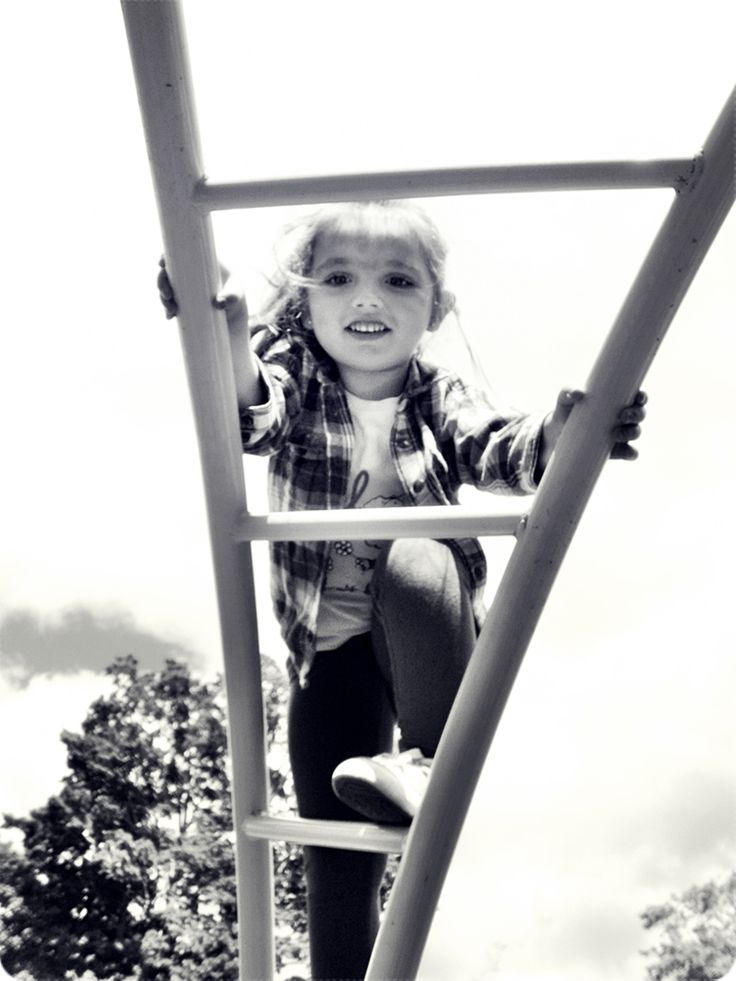 At the Playground ~ Photo by: NJ Dickson