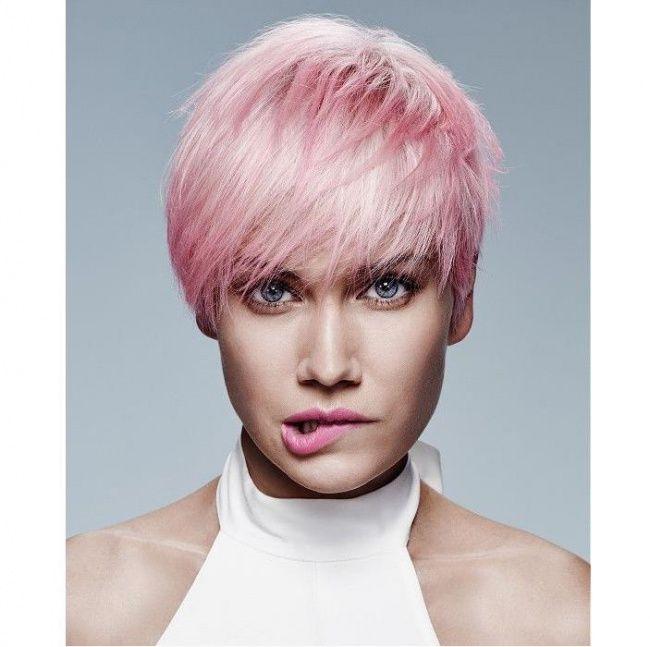 Krótkie fryzury 2016 - katalog najgorętszych trendów - Strona 20