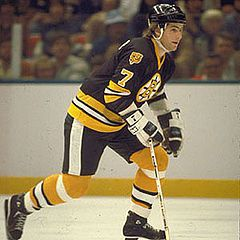 Ray Bourque, A Boston Bruins Legend That Never Took His Eye Off His Goal