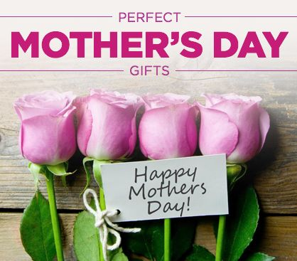 Don't forget your mom this weekend