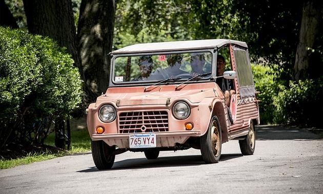 Citroen Mehari Photo By Jay Ramey Automotive