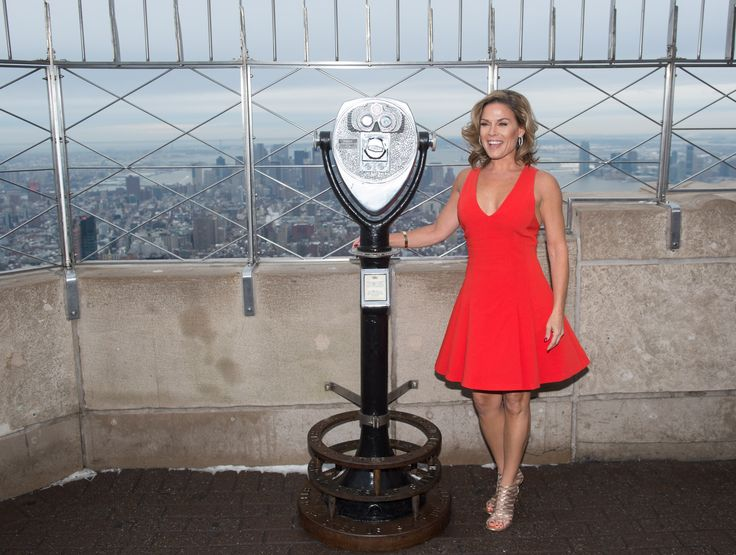 """Iron Chef Cat Cora premieres Fox TV series, """"My Kitchen Rules"""" in NYC  by Garden Glamour"""