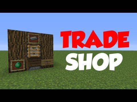 ▶ Minecraft 1.6: Redstone Tutorial - Best Trading System! - YouTube l4xw3xh6