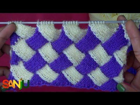 New Sweater Design in Hindi - Knitting pattern - YouTube
