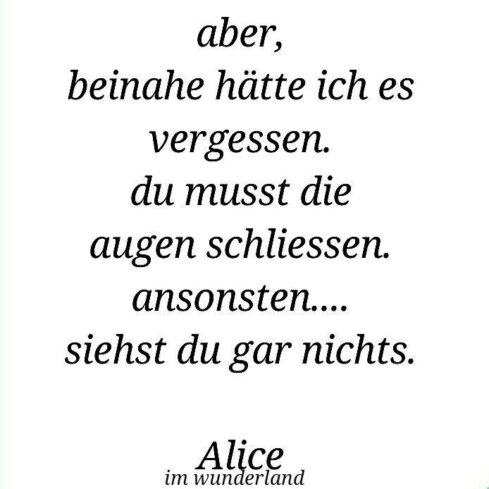 Alice im Wunderland …
