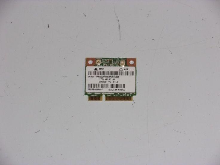 Asus X54HR Wireless WiFi Card T77H355.00