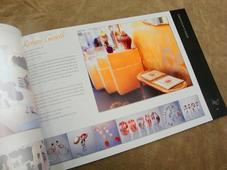 Rubinia gioielli | Milano Platinum - Luxury Book 2012