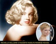 "In preparation for portraying Marilyn Monroe, Michelle Williams did her homework. She watched the icon's movies, sought out obscure You Tube videos, and pored over the star's notebooks, poetry, doodles, and letters -- even thank-you notes! Here are her five favorite Monroe films -- and while they're not all masterpieces, each one shows why Monroe's reputation as an actress and sex symbol has survived long after her death -- a ""probable suicide"" -- at 36 in 1962."