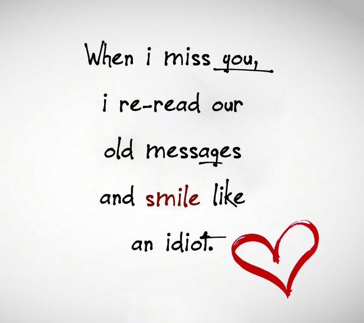 Yes I Do Awwww Love Quotes Miss You When I Miss You