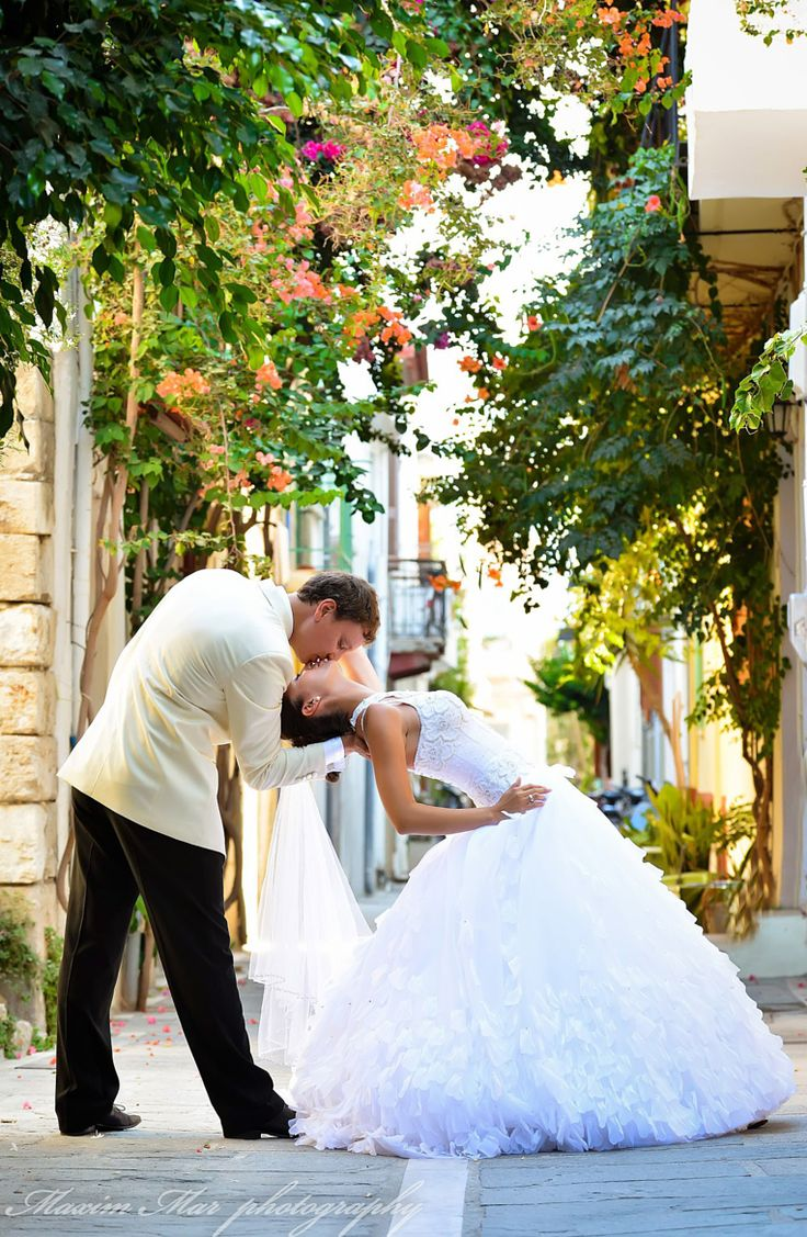 Wedding in Rethymno, Crete