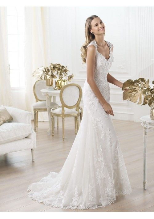 17 Best ideas about Trumpet Wedding Gowns on Pinterest | Wedding ...