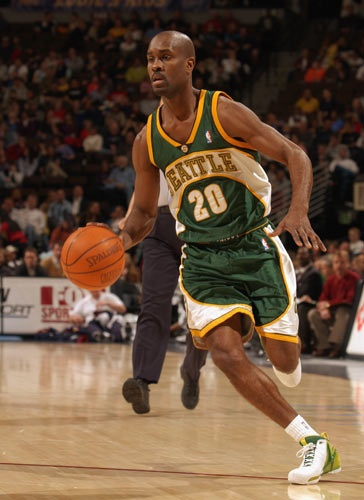 Gary Payton - I have this one framed!