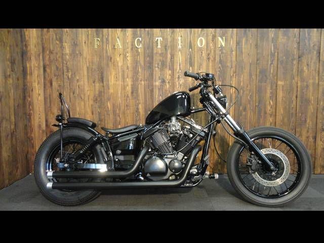 車両情報:ヤマハ ドラッグスター250 | FACTION | 中古バイク・新車バイク探しはバイクブロス