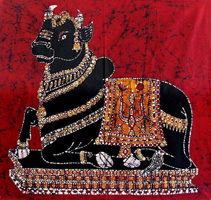 Google-Ergebnis für http://www.dollsofindia.com/dollsofindiaimages/batik-paintings/nandi-divine-bull-of-lord-shiva-AH84_l.jpg