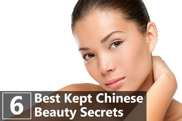 Chinese Beauty Secrets: Top 6 Chinese Skin Whitening