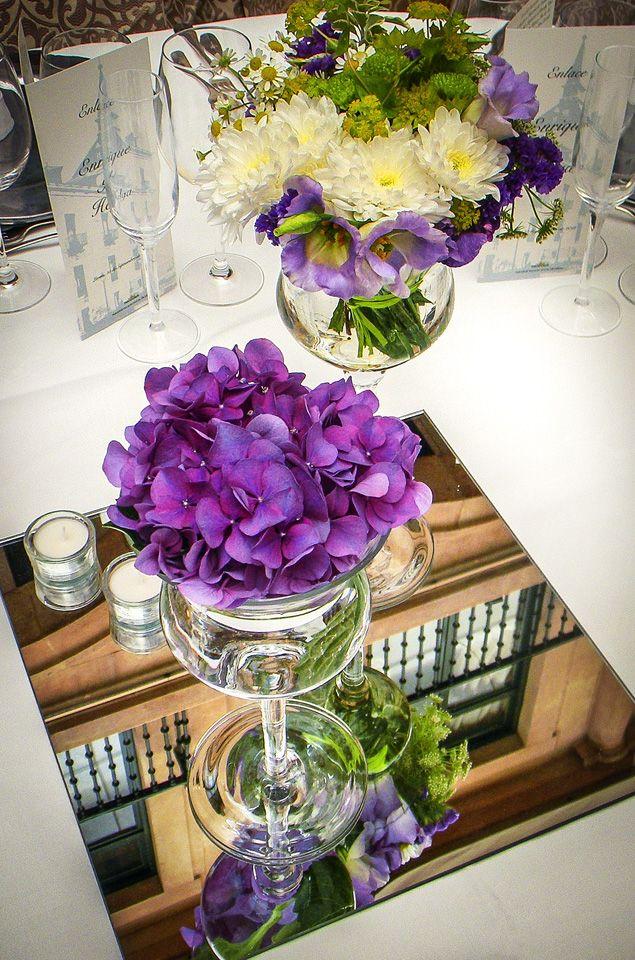 17 best images about flores flowers on pinterest - Decoracion con espejos ...