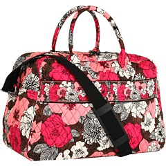 cute! Vera Bradley weekender bag