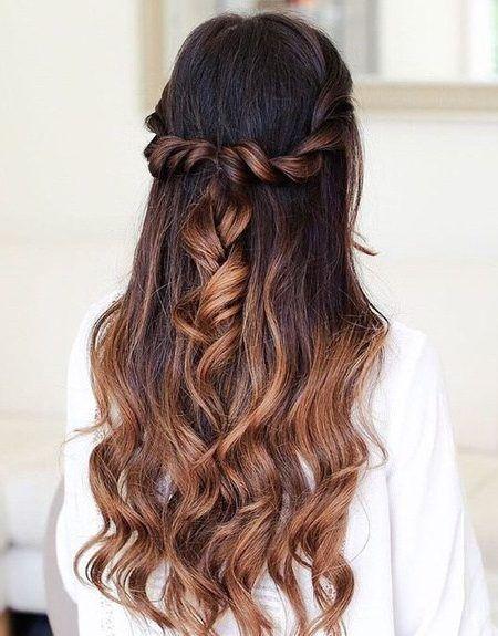 Lange Frisur Ideen Für Schule Mädchen Frisur Für Ideen Lange