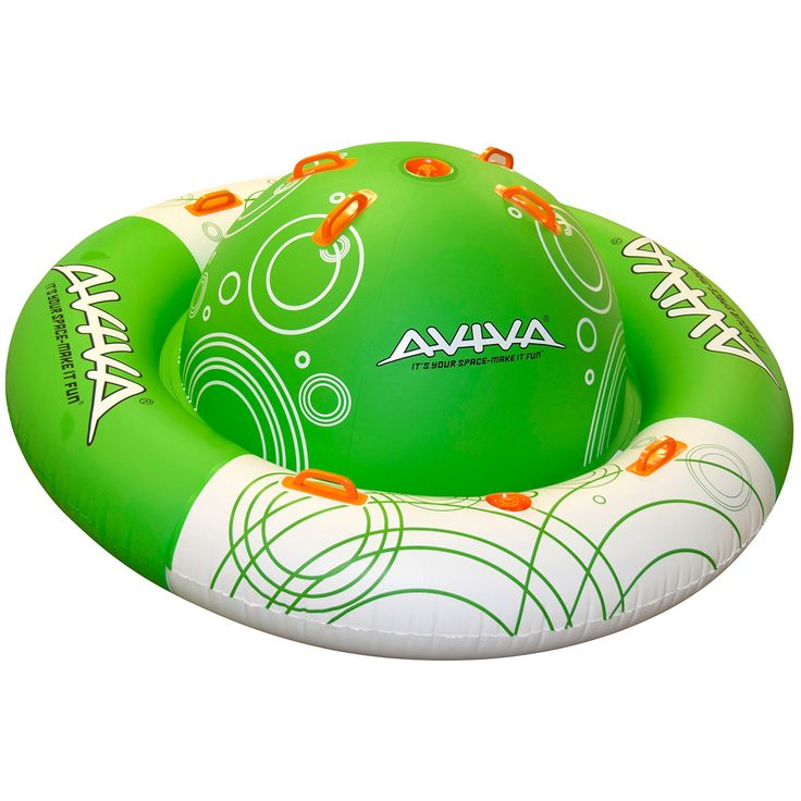 Aviva by RAVE Sports Saturn Rocker Pool Toy (Saturn Rocker), Blue, Aviva Sports