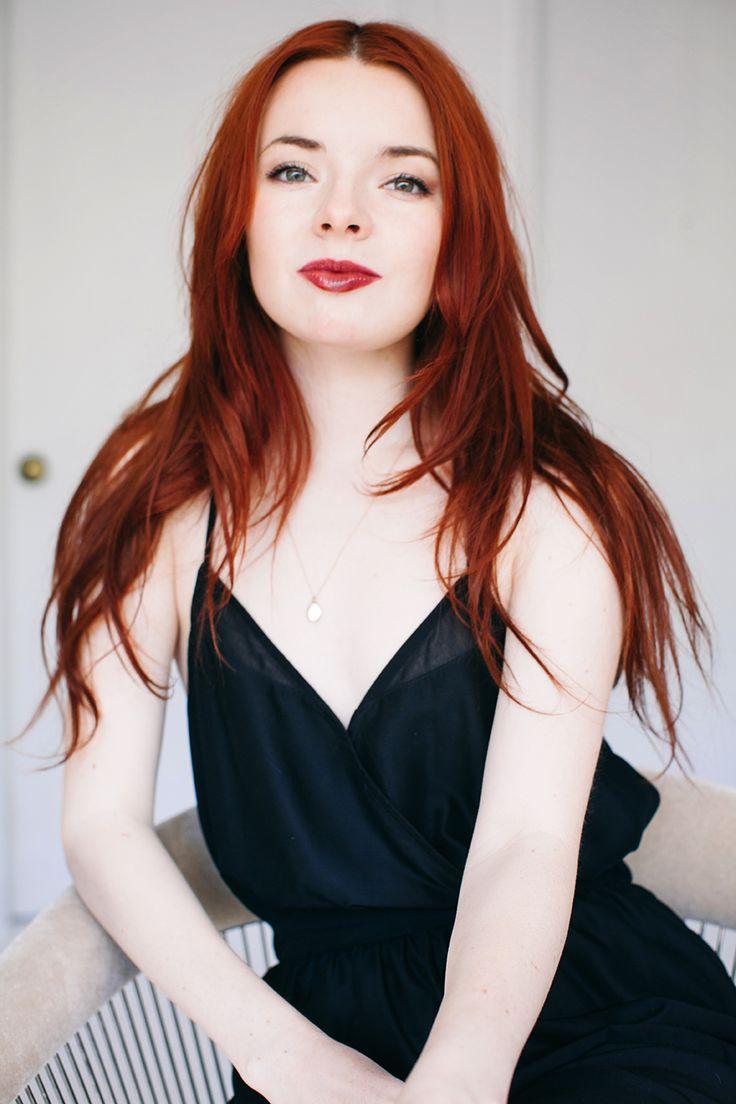 fiery red hair ideas