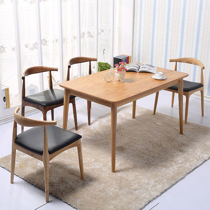 Exceptional Modern Oak Dining Table   Hledat Googlem Part 17