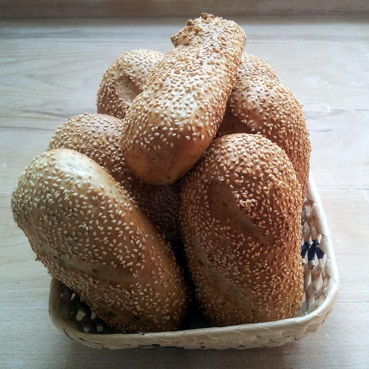bagetky s medvědím česnekem
