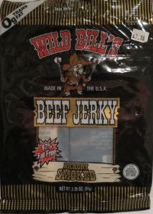 Discover how Wild Bill's - Hickory Smoked beef jerky fared in a jerky review http://jerkyingredients.com/2014/05/03/wild-bills-hickory-smoked/  #beefjerky #reviews #food #jerky