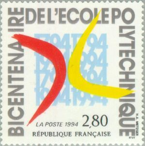 Bicentenary of the founding of the Ecole Polytechnique
