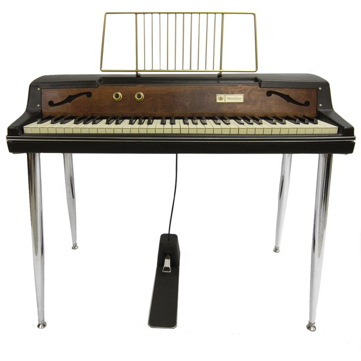 Custom Wurlitzer Electric Piano Model 200 1