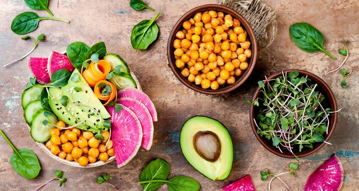 These vegan statistics will show you how people are going vegan globally — from vegan athletes to celebrities to everyday people eating plant based diets.