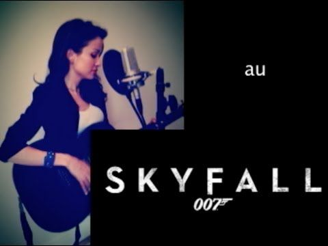 Skyfall- Adele- in French