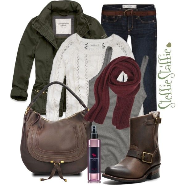 """Mountain Winter Style"" by steffiestaffie on Polyvore"