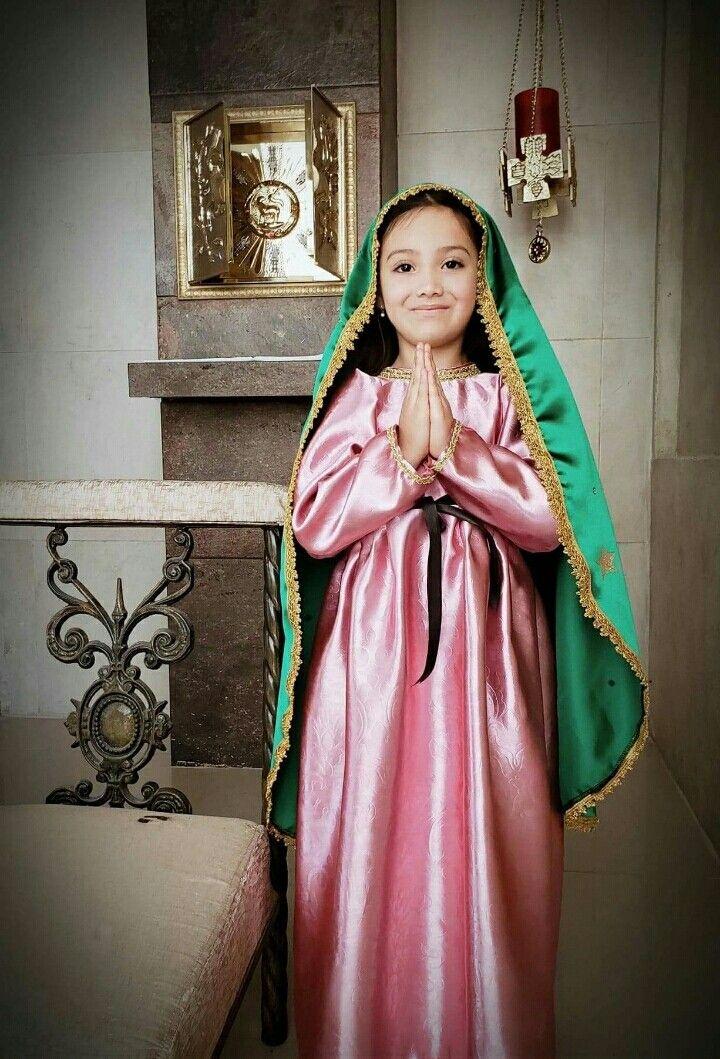 Vestuario De Virgen De Guadalupe Virgen De Guadalupe