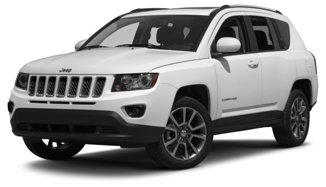 2014 Jeep Compass 2014 Jeep Compass White – Top Car Magazine