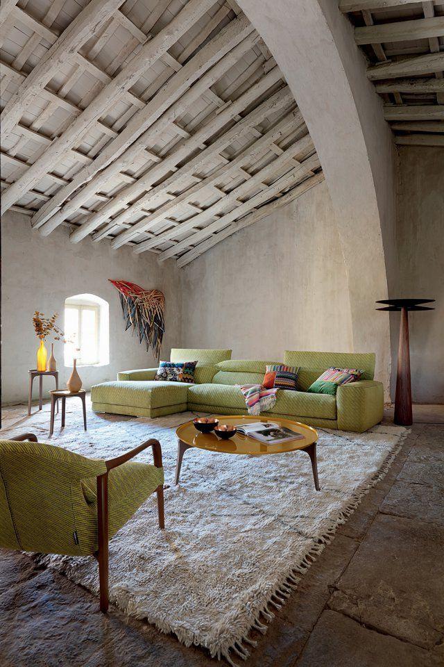 Les 25 meilleures id es concernant rochebobois sur pinterest sofa design f - Les plus beaux canapes ...