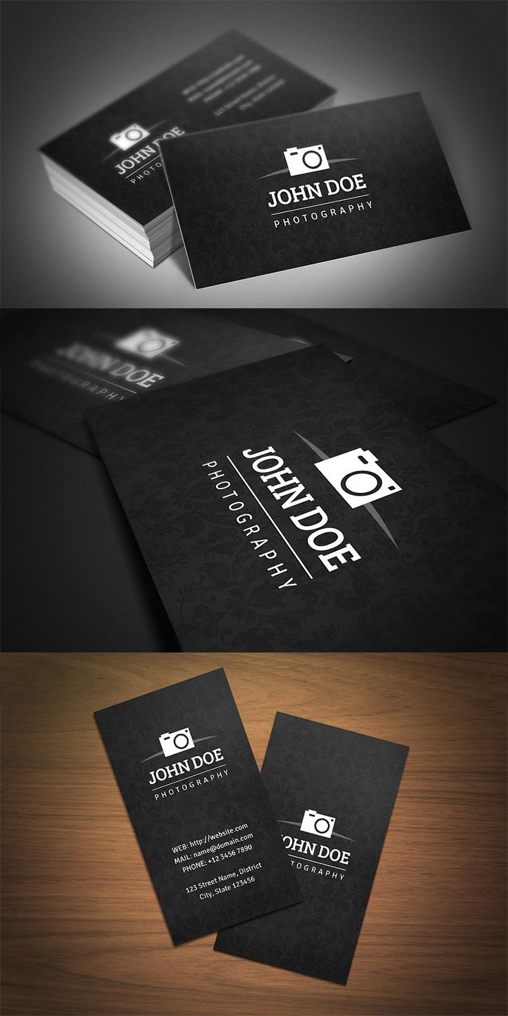 40 Photography Business Card Templates Design With Red Photography Business Cards Template Photography Business Cards Business Card Template Photoshop