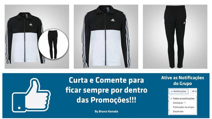 Ótimo preço parcelado! Aqui deu FRETE GRÁTIS ➡ Agasalho adidas Back2Bas 3S - Masculino R$ 178,49 em 7x https://bruna.club/2uGo2qP 👈 Clica no link para comprar  #bhanada